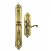 THE VERONA enterance series-SL03 in antique brass