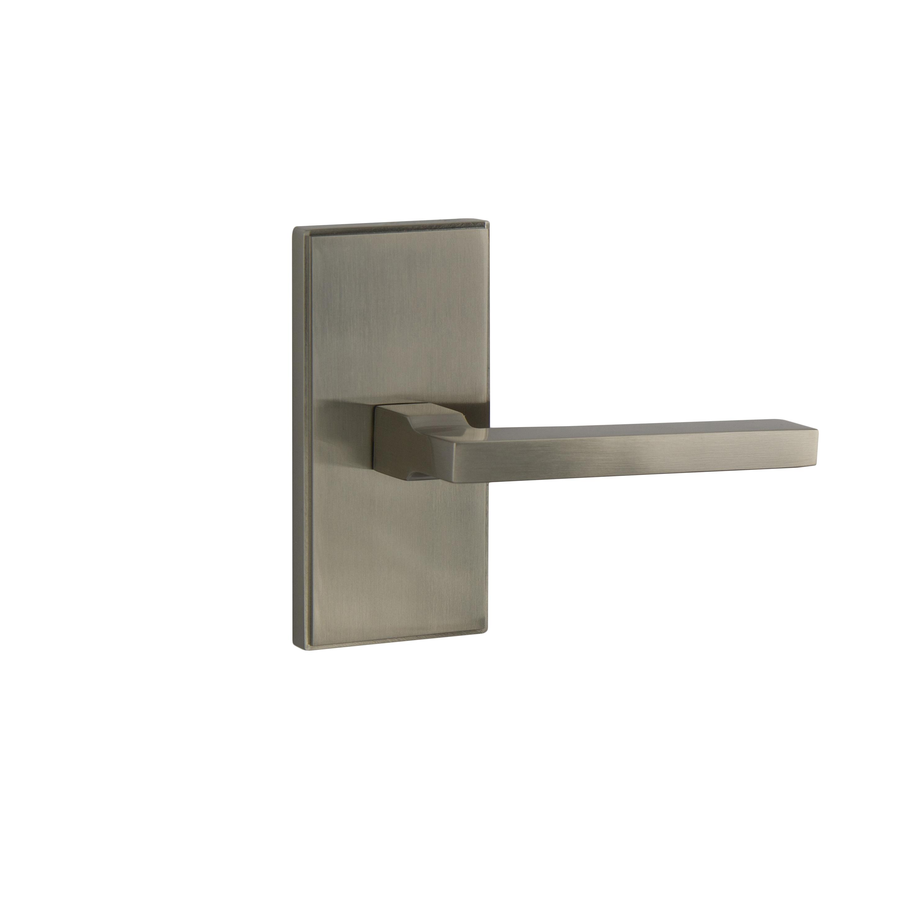 What Is A Half Dummy Door Knob Weslock Traditionale
