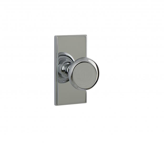 WSPS-01-CRK02 Solid Brass – Contemporary Door Knob