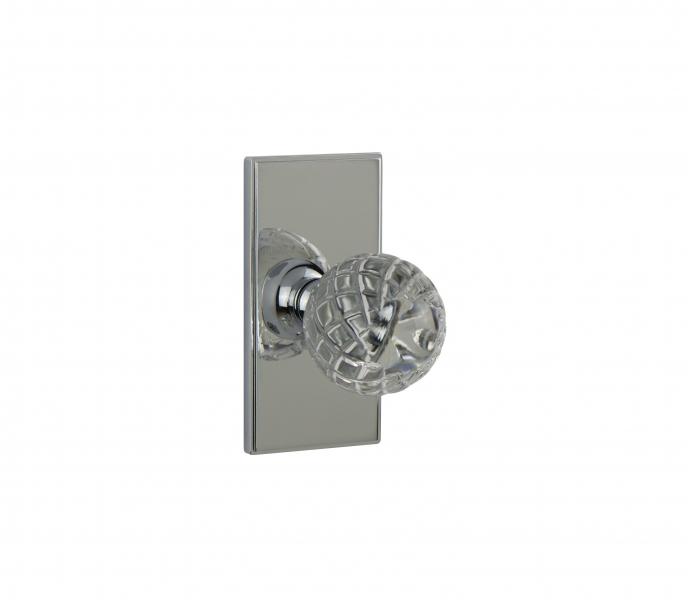 WSPS-01-CRYSTAL QUARTZ – Contemporary Door Knob